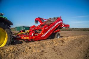Системы сепарации почвы