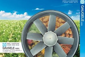 Вентиляційне обладнання для овочесховищ
